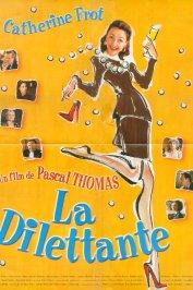 background picture for movie La dilettante