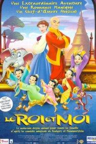 Affiche du film : Le roi et moi