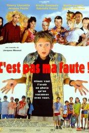 background picture for movie C'est pas ma faute !