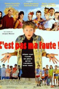 Affiche du film : C'est pas ma faute !