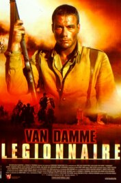 background picture for movie Legionnaire