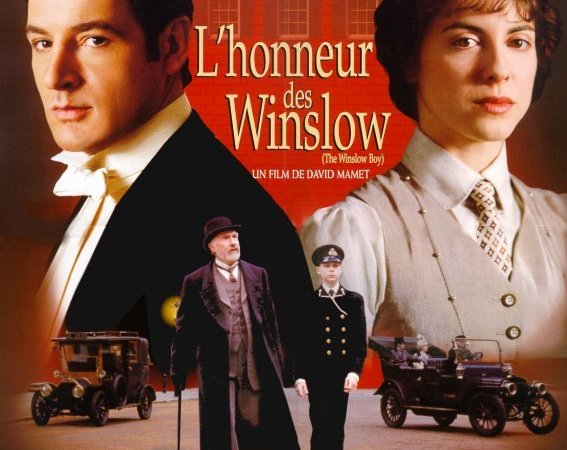 Photo du film : L'honneur des winslow
