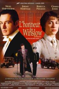 Affiche du film : L'honneur des winslow