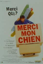 background picture for movie Merci mon chien