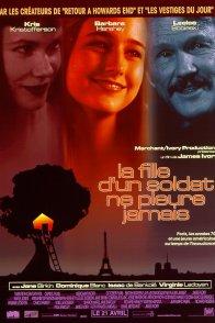 Affiche du film : La fille d'un soldat ne pleure jamais