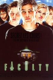 background picture for movie The faculty