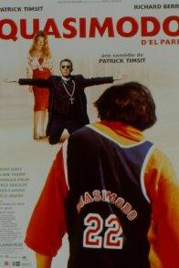 Affiche du film : Quasimodo d'el paris