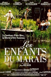 Affiche du film : Les enfants du Marais
