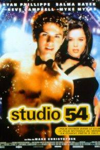 Affiche du film : Studio 54
