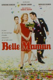 background picture for movie Belle maman