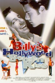 background picture for movie Billy's hollywood screen kiss