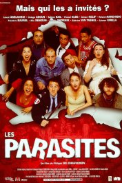 background picture for movie Les parasites