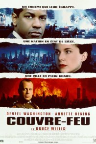 Affiche du film : Couvre-feu
