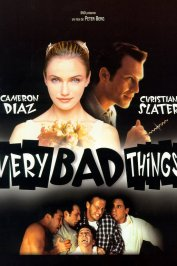background picture for movie Very bad things