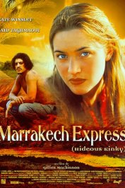 background picture for movie Marrakech Express