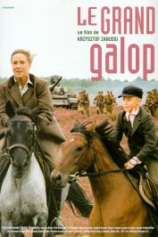 background picture for movie Le grand galop