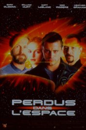 background picture for movie Perdus dans l'espace