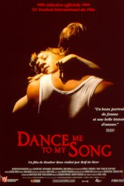 background picture for movie Dance me to my song