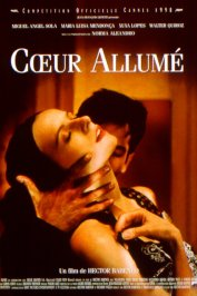 background picture for movie Coeur allume