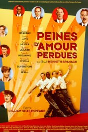 background picture for movie Peines d'amour perdues
