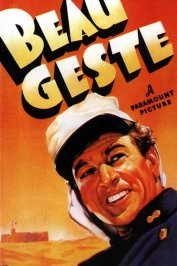 background picture for movie Beau geste