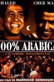 background picture for movie 100% arabica