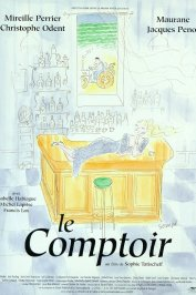 background picture for movie Le comptoir