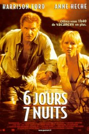 background picture for movie 6 jours, 7 nuits