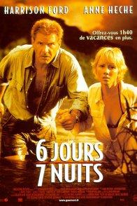 Affiche du film : 6 jours, 7 nuits