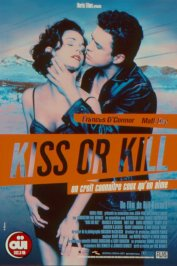 background picture for movie Kiss or kill