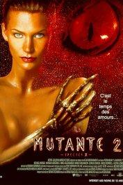 background picture for movie La mutante 2