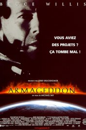 background picture for movie Armageddon