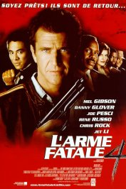 background picture for movie L'Arme fatale 4