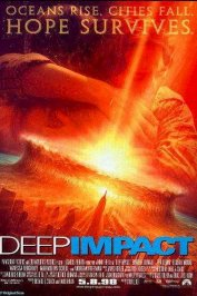 background picture for movie Deep impact