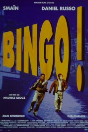 background picture for movie Bingo !