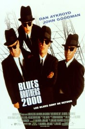 background picture for movie Blues brothers 2000