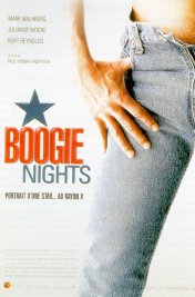 Affiche du film : Boogie nights
