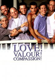 background picture for movie Love ! valour ! compassion !