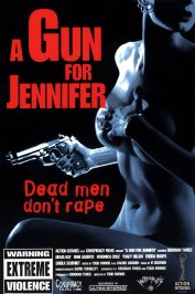 background picture for movie A Gun for Jennifer