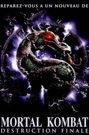 background picture for movie Mortal kombat (destruction finale)