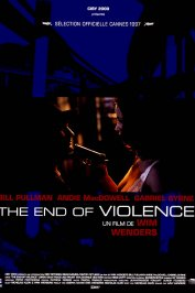 background picture for movie The end of violence