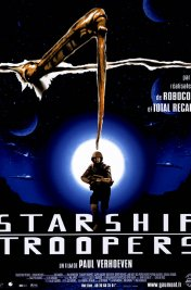 Affiche du film : Starship troopers