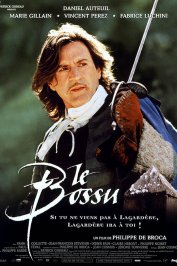 background picture for movie Le Bossu