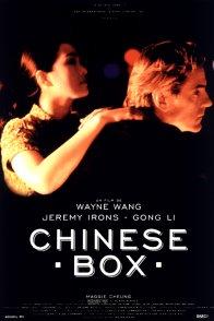Affiche du film : Chinese box