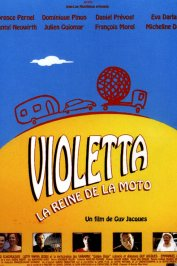 background picture for movie Violetta, la reine de la moto