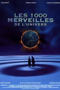 Affiche du film : Les 1000 merveilles de l'univers
