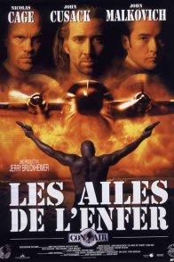 Affiche du film : Les ailes de l'enfer