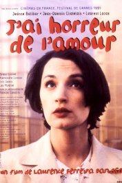background picture for movie J'ai horreur de l'amour