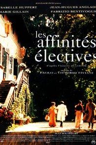 Affiche du film : Les affinités éléctives