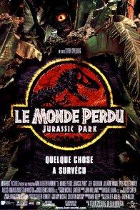 Affiche du film : Jurassic park II : Le Monde perdu